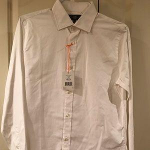 Jack Spade Dress Shirt 15.5
